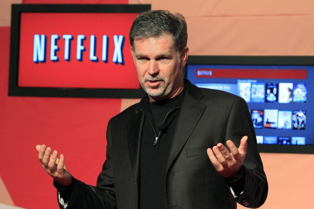 Netflix Modelo de Negocio
