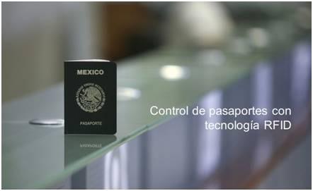 RFID en los pasaportes