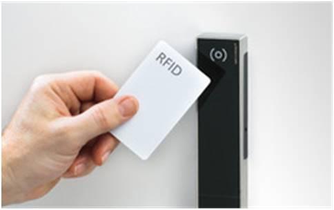 RFID lector de tarjetas