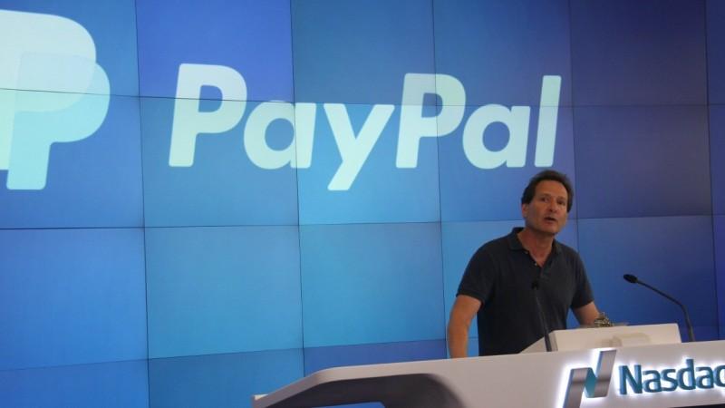 paypal modelo de negocio