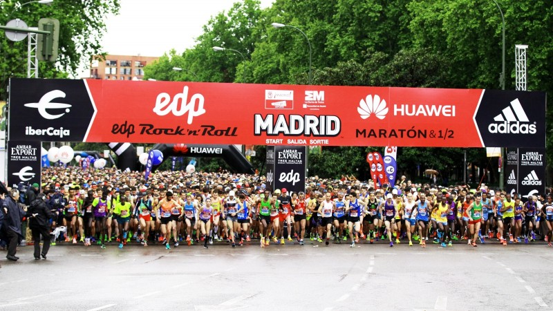 Media Maratón EDP Rock 'N' Roll Madrid 2017