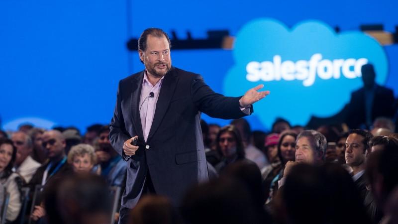 Salesforce modelo de negocio