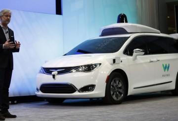 Waymo, el coche autónomo de Google