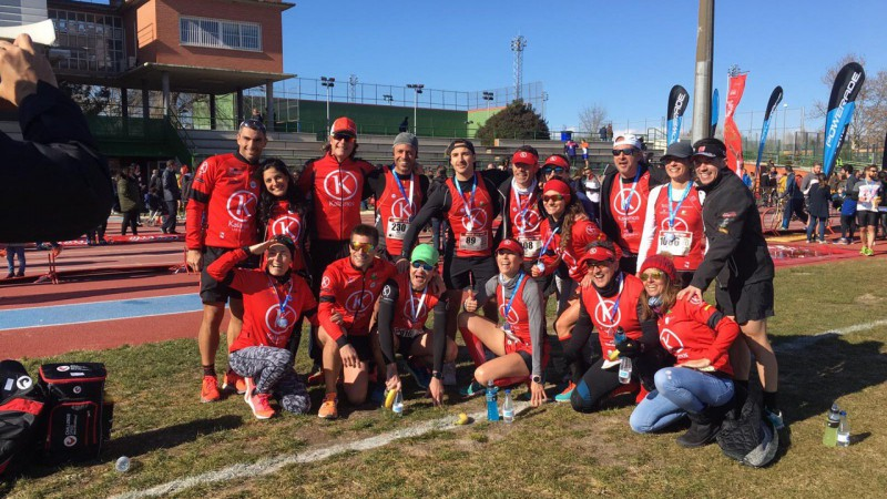 Reto deportivo, 10 KM Parla Madrid 2019 Rodrigo LBarnes 3